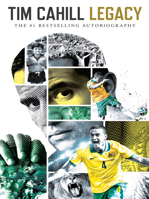 Title details for Legacy by Tim Cahill - Available