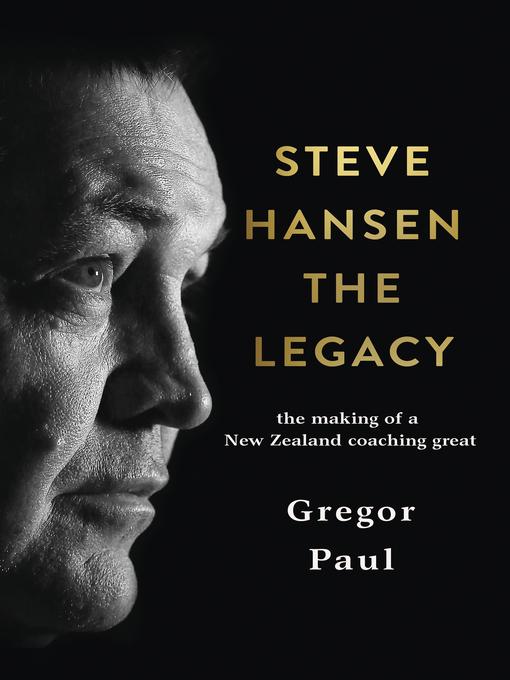 Title details for Steve Hansen by Gregor Paul - Available
