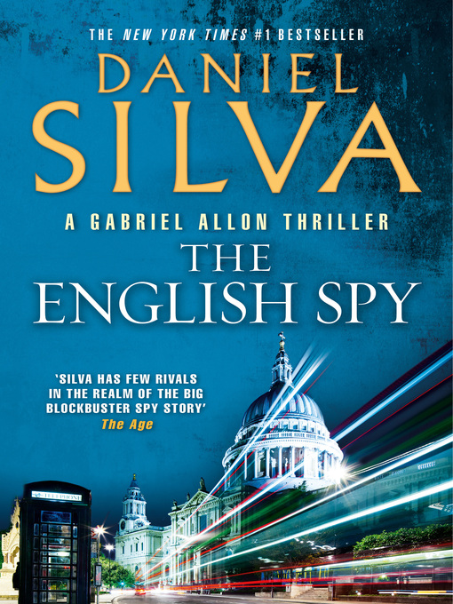 Title details for The English Spy by Daniel Silva - Available