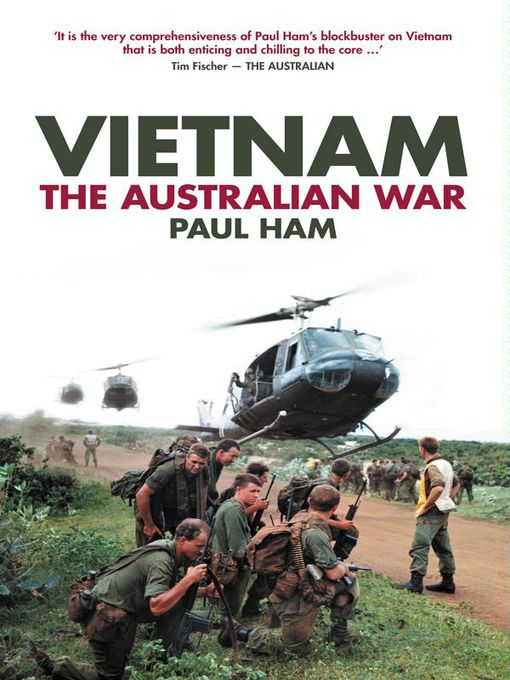 was australia s involvement in the vietnam Australia's involvement in the vietnam war – fact sheet 117 in august 1962, australia's initial military commitment to south vietnam consisted of a team of 30 military advisers (australian army training team vietnam or aattv.
