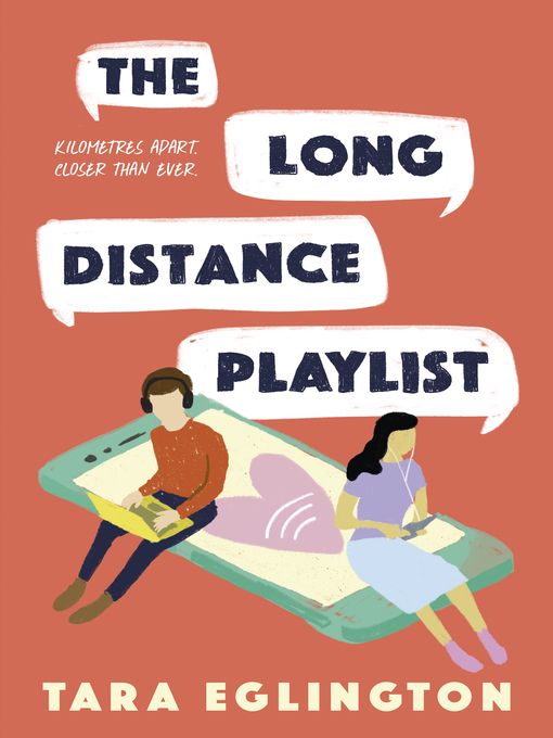 Title details for The Long Distance Playlist by Tara Eglington - Available