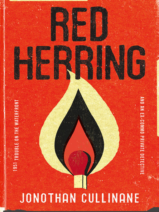 Title details for Red Herring by Jonothan Cullinane - Available