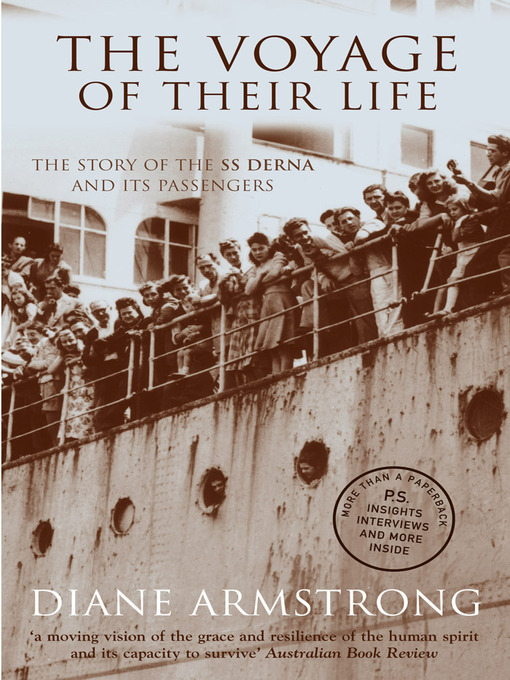 Title details for The Voyage of Their Life by Diane Armstrong - Available