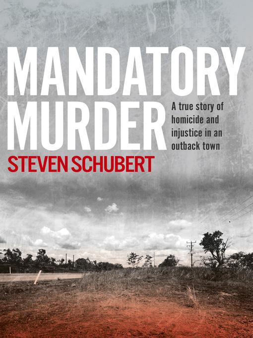 Title details for Mandatory Murder by Steven Schubert - Available