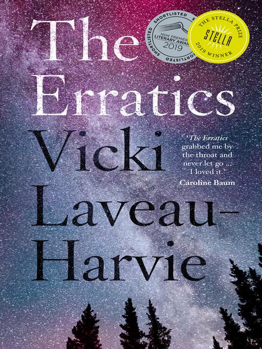 Title details for The Erratics by Vicki Laveau-Harvie - Available