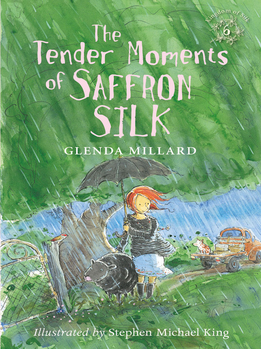 Title details for The Tender Moments of Saffron Silk by Glenda Millard - Available