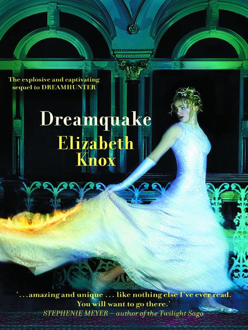 Title details for Dreamquake by Elizabeth Knox - Wait list