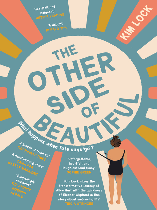 Title details for The Other Side of Beautiful by Kim Lock - Wait list