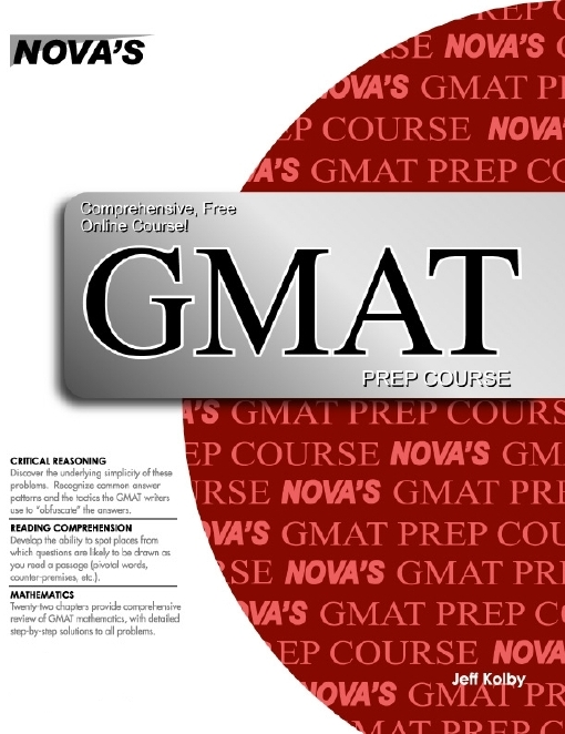 GMAT Prep Course - New York Public Library - OverDrive