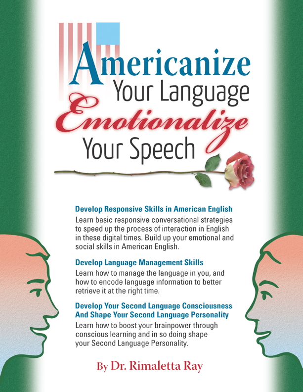 Title details for Americanize Your Language and Emotionalize Your Speech! by Rimaletta Ray - Available