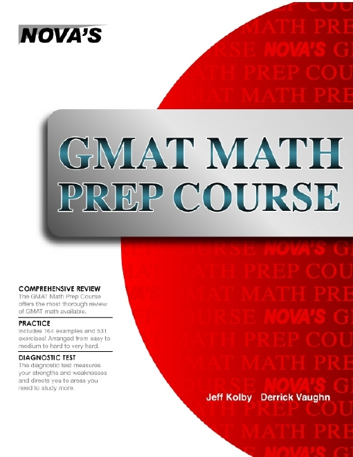 Title details for GMAT Math Prep Course by Nova Press - Available