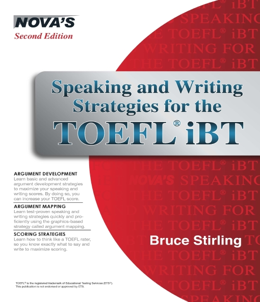 Title details for Speaking and Writing Strategies for the TOEFL iBT by Bruce Stirling - Available