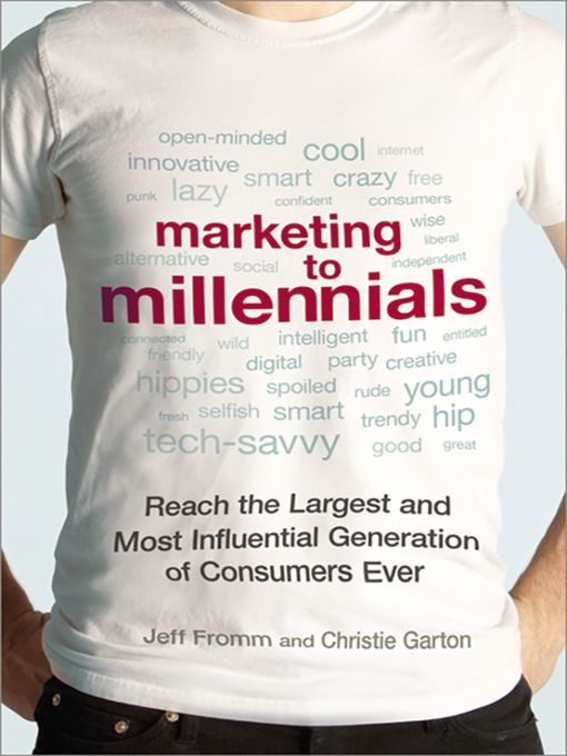 Cover of Marketing to Millennials