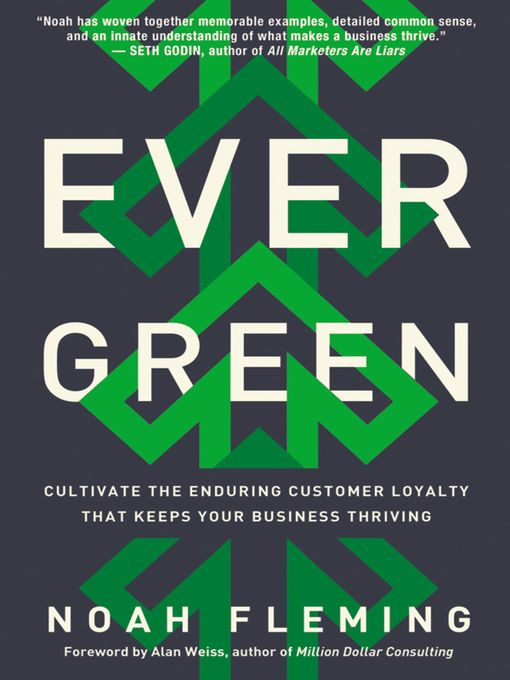 Title details for Evergreen by Noah Fleming - Wait list