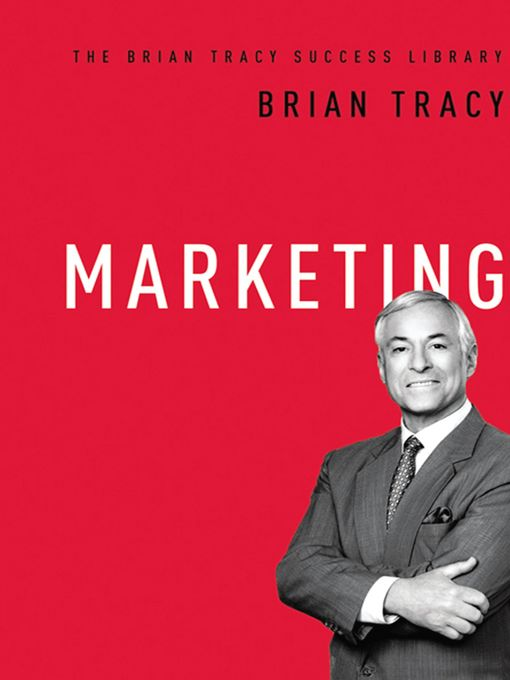 Title details for Marketing by Brian Tracy - Available