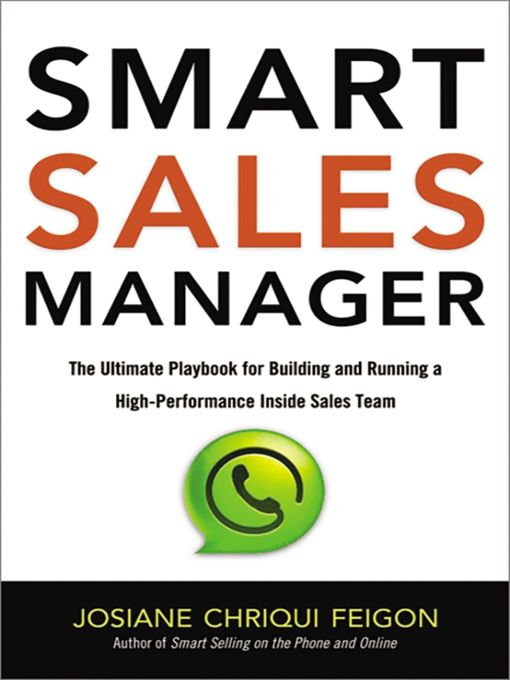Cover of Smart Sales Manager
