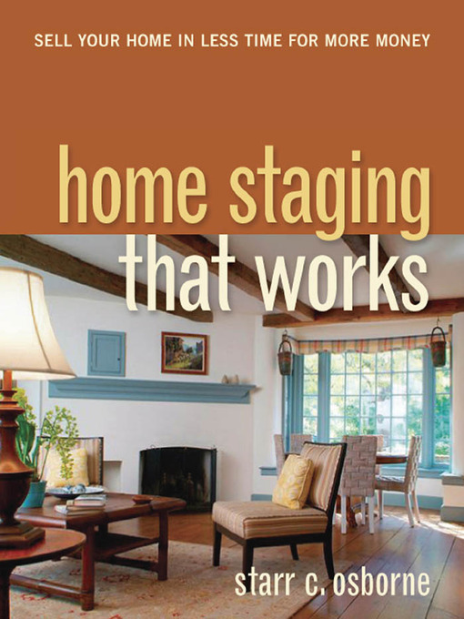 Cover of Home Staging That Works