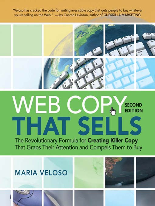 Title details for Web Copy That Sells by Maria Veloso - Available