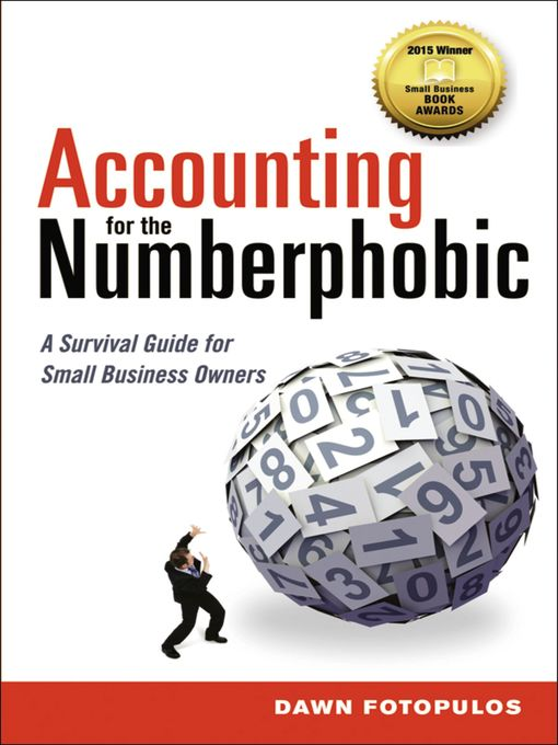Title details for Accounting for the Numberphobic by Dawn Fotopulos - Wait list