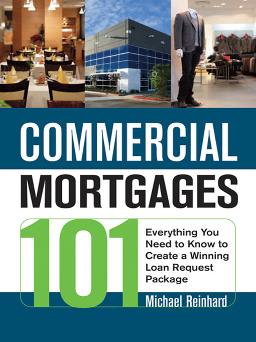 Cover of Commercial Mortgages 101