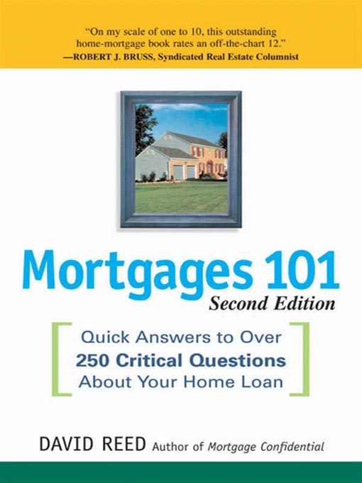 Title details for Mortgages 101 by David Reed - Available