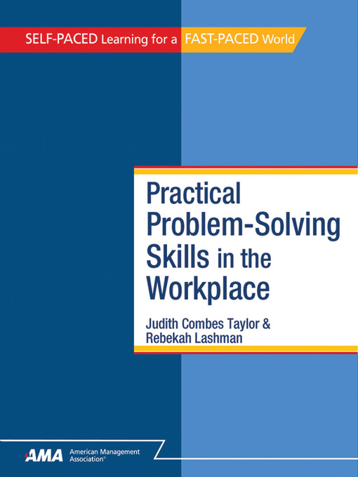 problem solving skills in the workplace