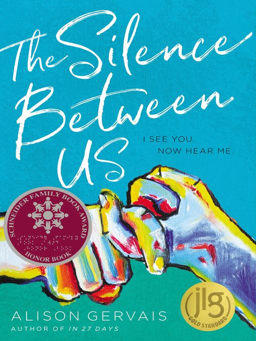 Cover image for The Silence Between Us