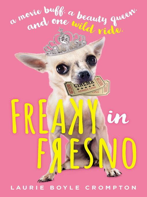 Cover image for book: Freaky in Fresno