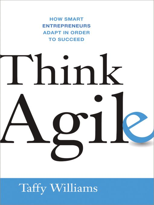Title details for Think Agile by Taffy Williams - Available