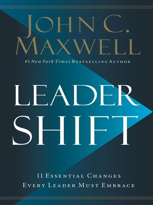 Title details for Leadershift by John C. Maxwell - Wait list