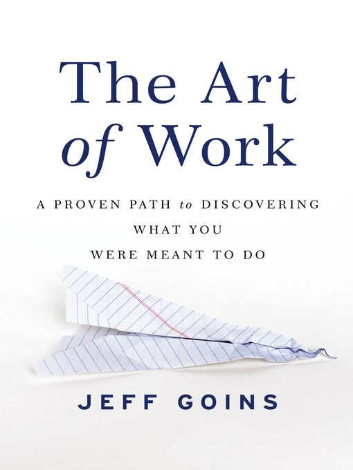 תמונה של  The Art of Work