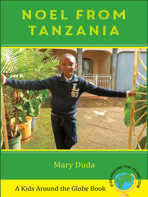 Cover of Noel from Tanzania