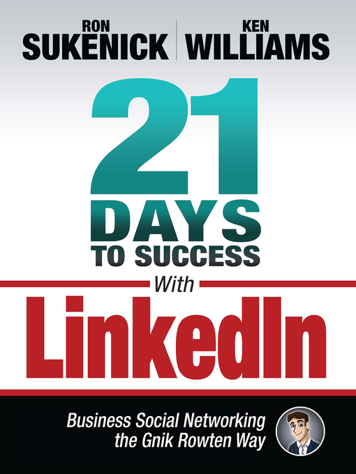 Cover of 21 Days to Success with LinkedIn