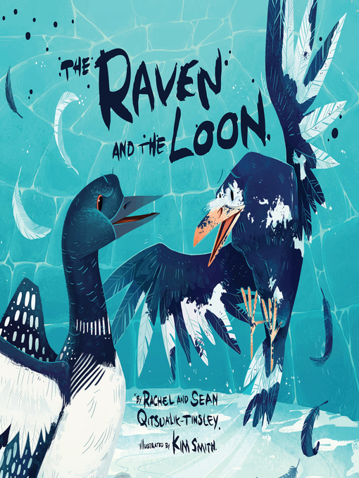 Image: The Raven and the Loon