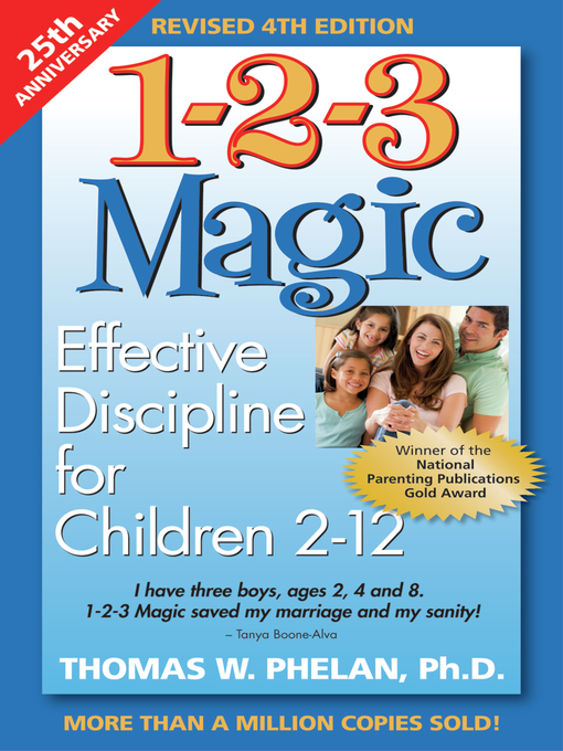 Title details for 1-2-3 Magic by Thomas W., PhD Phelan - Available