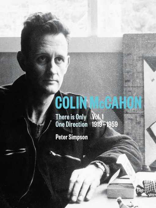 Title details for Colin McCahon by Peter Simpson - Available