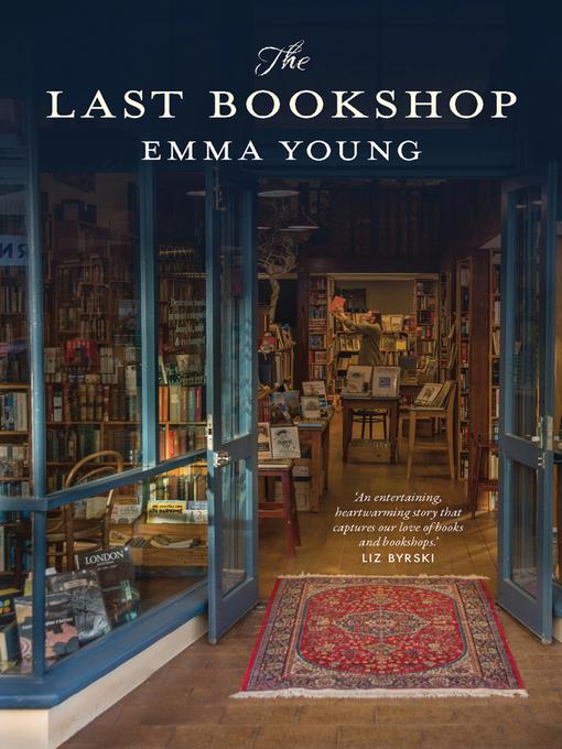 Title details for The Last Bookshop by Emma Young - Wait list