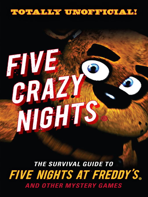 Cover of Five Crazy Nights