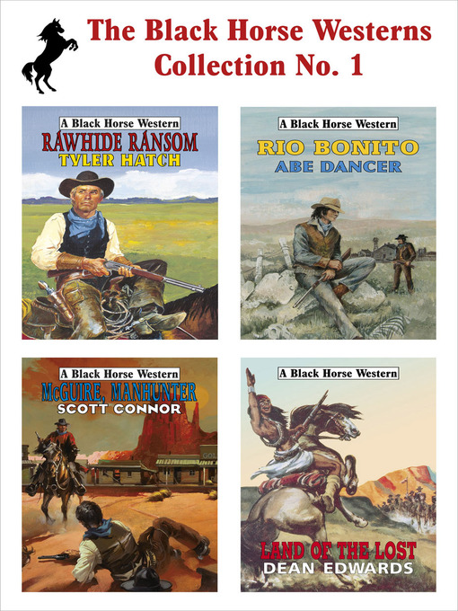Title details for The Black Horse Westerns by Dean Edwards - Available
