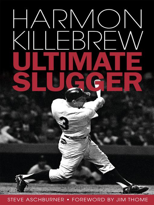 Cover image for Harmon Killebrew