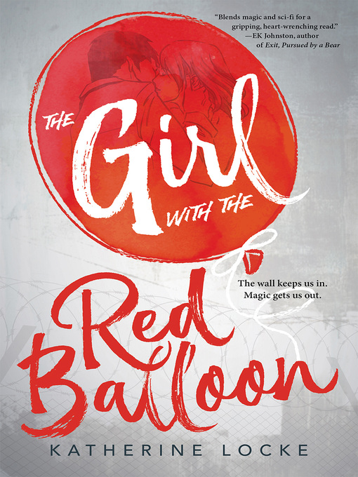 Cover of The Girl with the Red Balloon