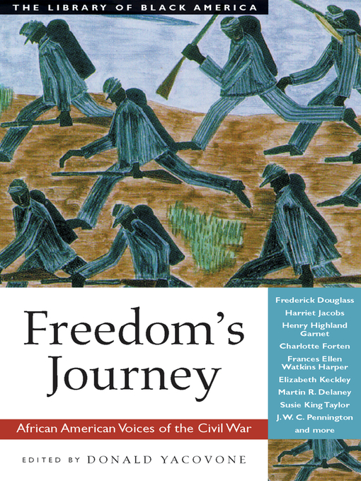 Cover of Freedom's Journey