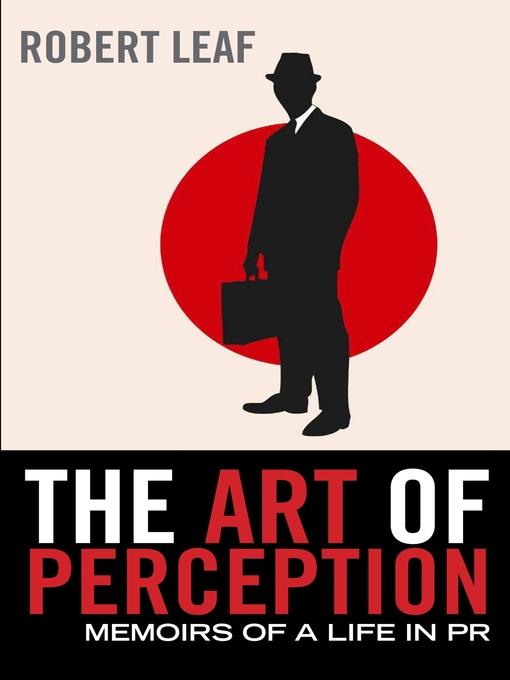Title details for The Art of Perception by Robert Leaf - Wait list