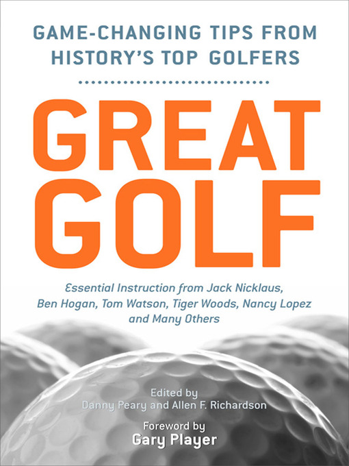 Title details for Great Golf by Danny Peary - Available