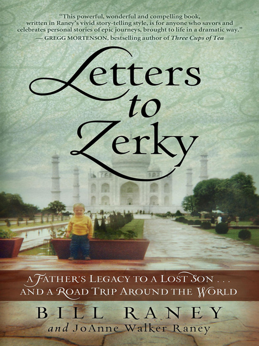 Cover of Letters to Zerky