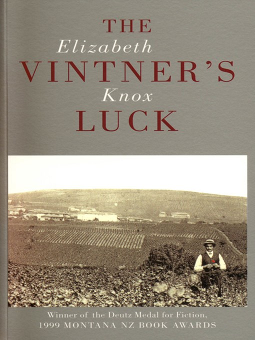Title details for The Vintner's Luck by Elizabeth Knox - Available