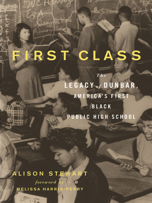 Title details for First Class by Alison Stewart - Available