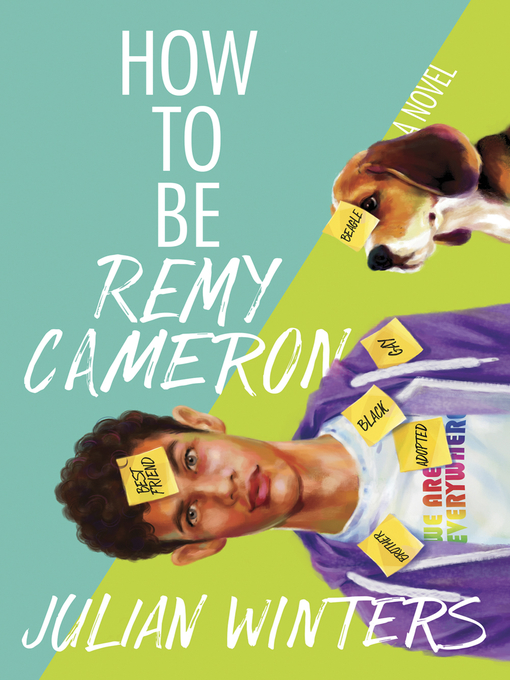Title details for How to Be Remy Cameron by Julian Winters - Wait list