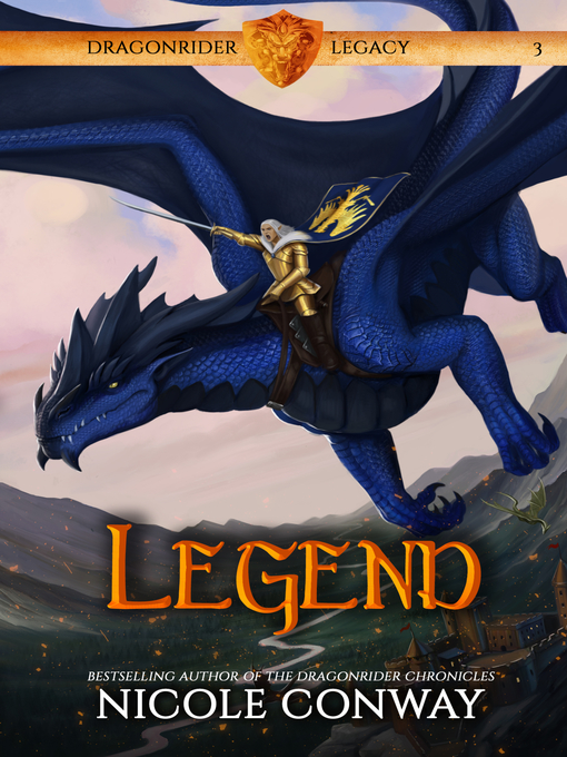 Title details for Legend by Nicole Conway - Wait list