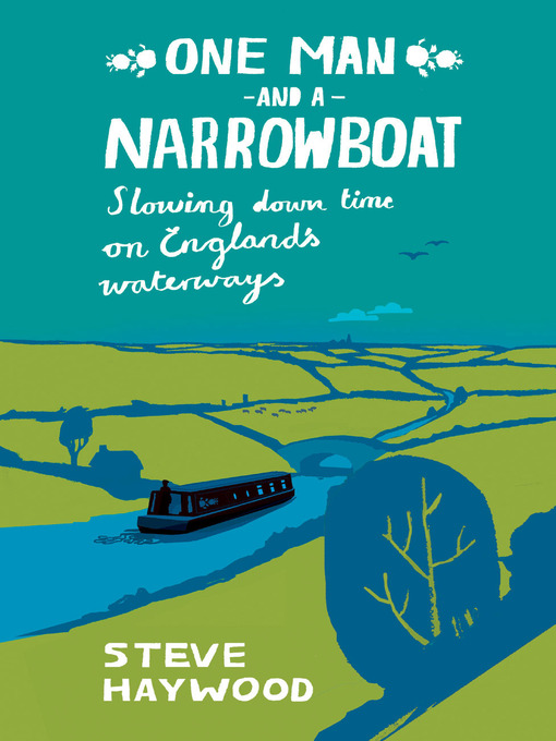 Cover of One Man and a Narrowboat